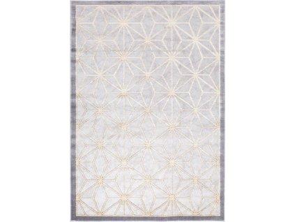 Moderní kusový koberec Umag U620E Šedý