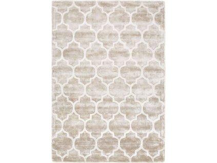 Moderní kusový koberec Old City Stříbrný / šedý