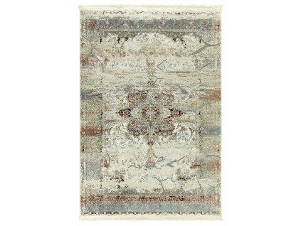 Moderní kusový koberec Luxess 27086 somon béžový