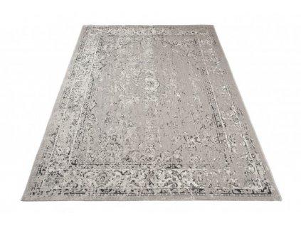 Kusový koberec JUNGLE 19137/280 šedý