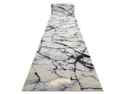 Běhoun BCF BASE 3988 kámen mramor krémový / šedý
