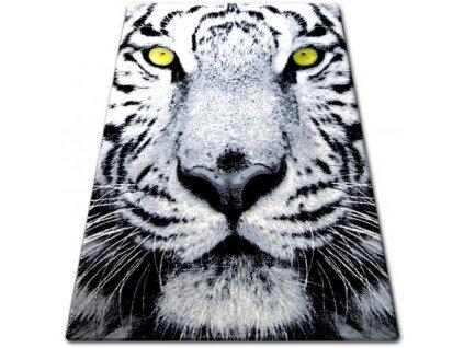 Kusový koberec BCF FLASH 33292/170 Tygr
