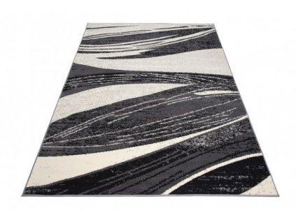 Kusový koberec CHEAP 1691B Tmavě šedý