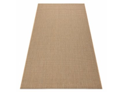 Kusový koberec Sisal FLOORLUX 20580 natural / coffee