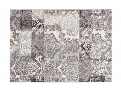Moderní kusový koberec LAILA 15752/10764 šedý