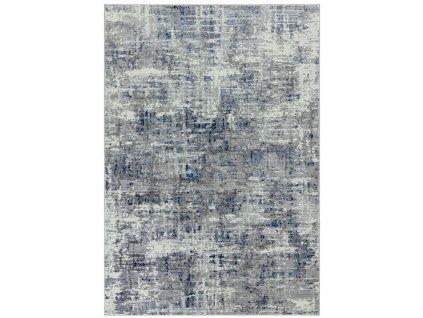 Moderní kusový koberec Orion OR04 šedý / modrý