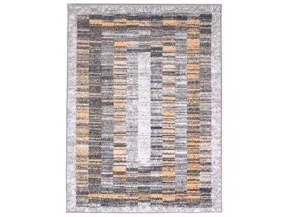 Kusový koberec VISION Q195A šedý