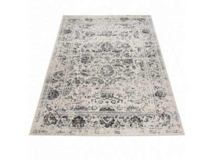Kusový koberec ALESTA H182A šedý