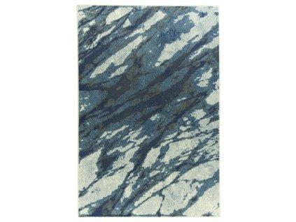 Kusový koberec Luna 504051/94933 modrý