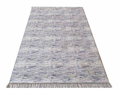 Kusový koberec protiskluzový Blanka 03 šedý