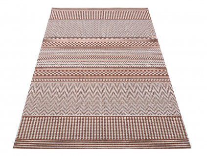 Kusový koberec sysalový oboustranný ZARA 02 Terra hnědý