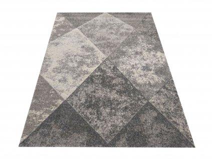 Moderní kusový koberec Vista 05 šedý