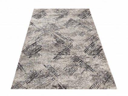 Moderní kusový koberec Panamero 02 šedý