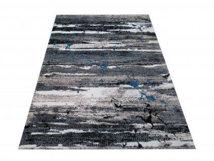 Moderní kusový koberec Milano 01 šedý