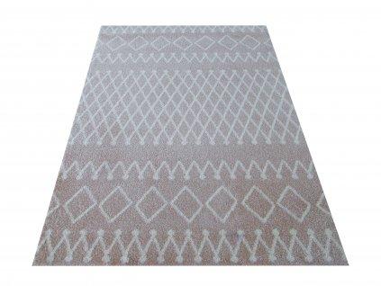 Moderní kusový koberec Maroko 03 béžový