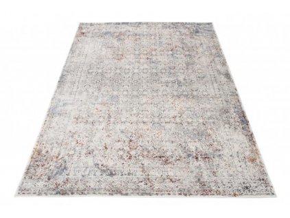 Moderní kusový koberec FEYRUZ AP38B Abstraktní krémový