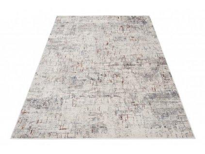 Moderní kusový koberec FEYRUZ AP22A Abstraktní krémový