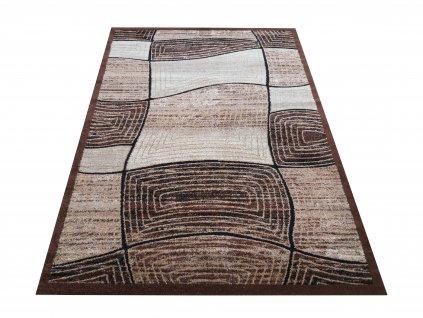 Kusový koberec Fantazja 06 hnědý