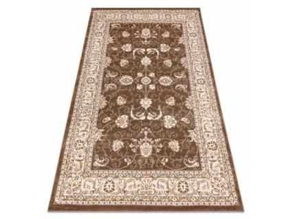 Kusový koberec klasický MEFE 2312 tmavě béžový