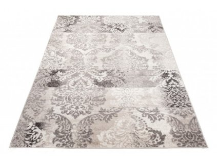 Moderní kusový koberec FIESTA 36126/36925 šedý / béžový
