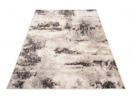 Moderní kusový koberec FIESTA 36153/36922 šedý / krémový