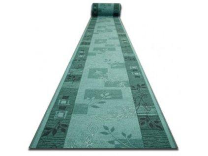Běhoun pogumovaný AGADIR zelený 1,00 x 1,00