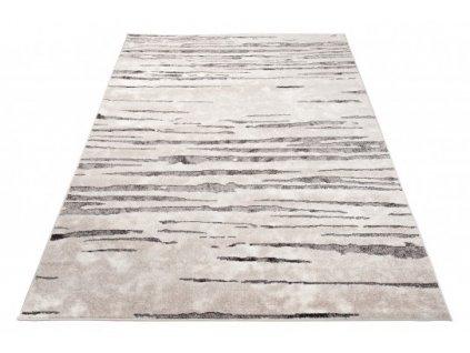 Moderní kusový koberec  36117/36966 FIESTA béžový / šedý