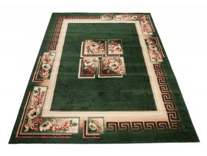 Kusový koberec ATLAS 4489A Zelený