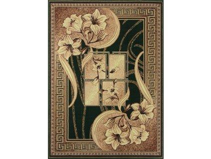 Kusový koberec GOLD 365/32 zelený