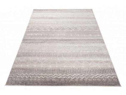 Moderní kusový koberec FIESTA 36130/36922 šedý