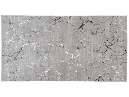 Moderní kusový koberec TULUZA 05 56021 šedý