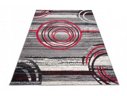 Kusový koberec D325A CHEAP Šedý