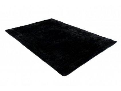 Koupelnová předložka SILK ARTS-61 černá 60 x 100