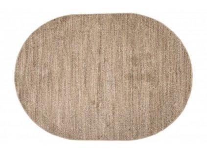 Oválný koberec SARI T006A béžový