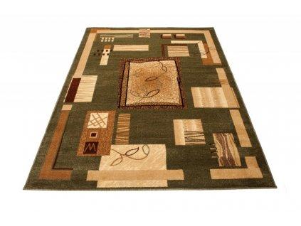 Kusový koberec DORIAN 5067A zelený
