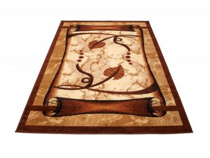 Kusový koberec DORIAN 9106A hnědý