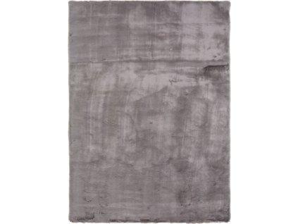 Moderní kusový koberec Angelo Dark Grey tmavě šedý