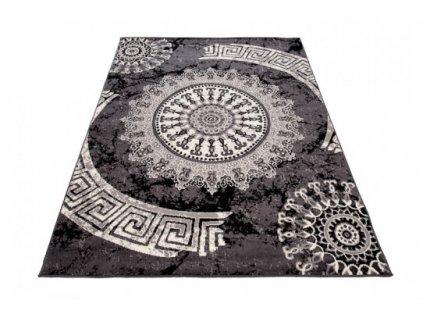 Kusový koberec CHEAP K870A šedý