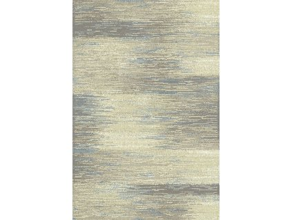 Kusový koberec Dywilan Free Blur Modrý