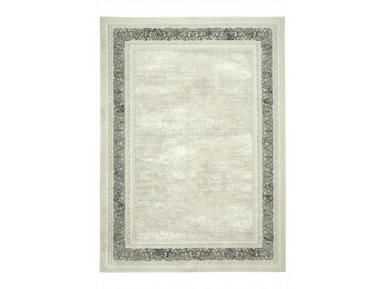 Kusový koberec moderní DAVINCI 2391BB Krémový Modrý