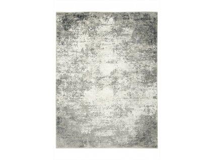 Kusový koberec moderní DAVINCI 5540A Světle Modrý Šedý