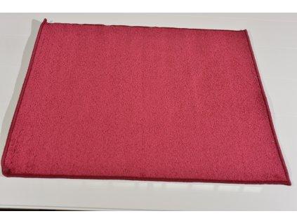 Kusový koberec Intens Muse Červený
