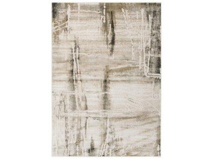 Moderní kusový koberec 70901/24366 TANGO krémový / šedý