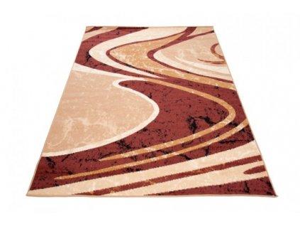 Kusový koberec CHEAP 2640C Hnědý