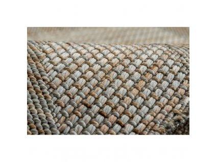 Kulatý koberec NATURE G2929 béžový