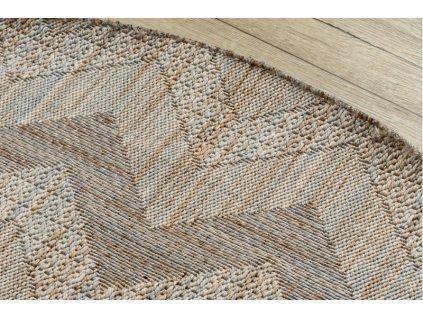 Kulatý koberec NATURE SL100 béžový