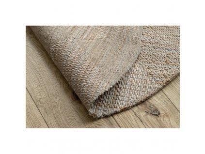 Kulatý koberec NATURE SL110 béžový