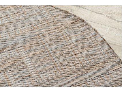 Kulatý koberec NATURE SL150 béžový