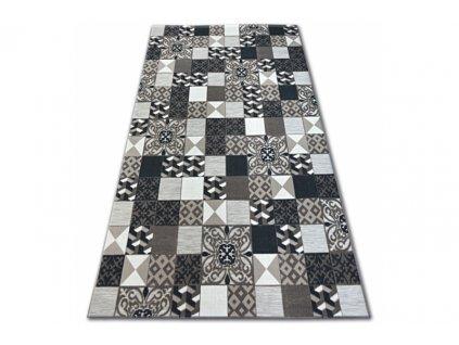 Kusový koberec LISBOA 27218/985 Hnědý