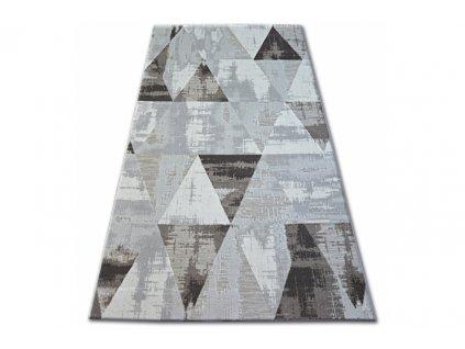 Kusový koberec LISBOA 27216/655 Hnědý